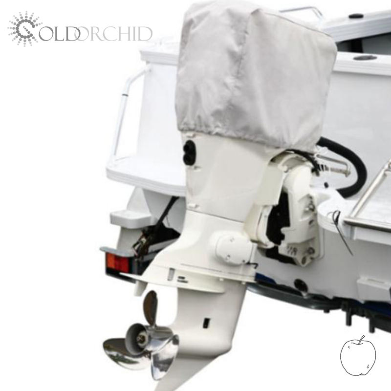 2019 new fashion outboard engine cover outboard boat motor cover SCG-C10S-3488-90