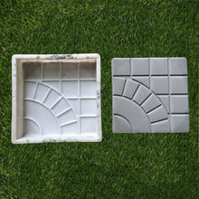 Silicone Mould The Precast Pavement Brick Pattern Paver Mold Concrete