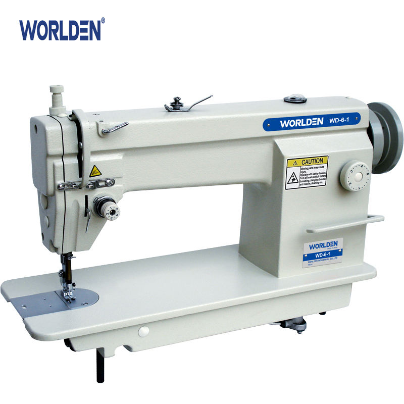 WD-6-1 Typical Industrial High-speed single needle Fur Taking lockstitch sewing machine