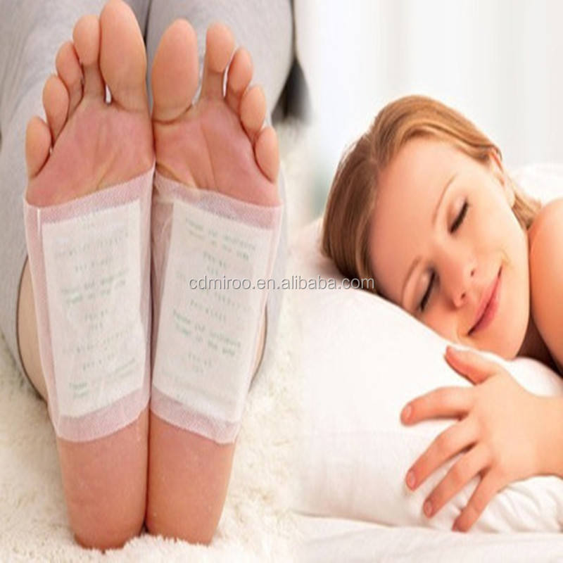 Manufacturer of Foot Patch/Herbal Bamboo detox foot pad/Detox relax foot pad in stock to USA