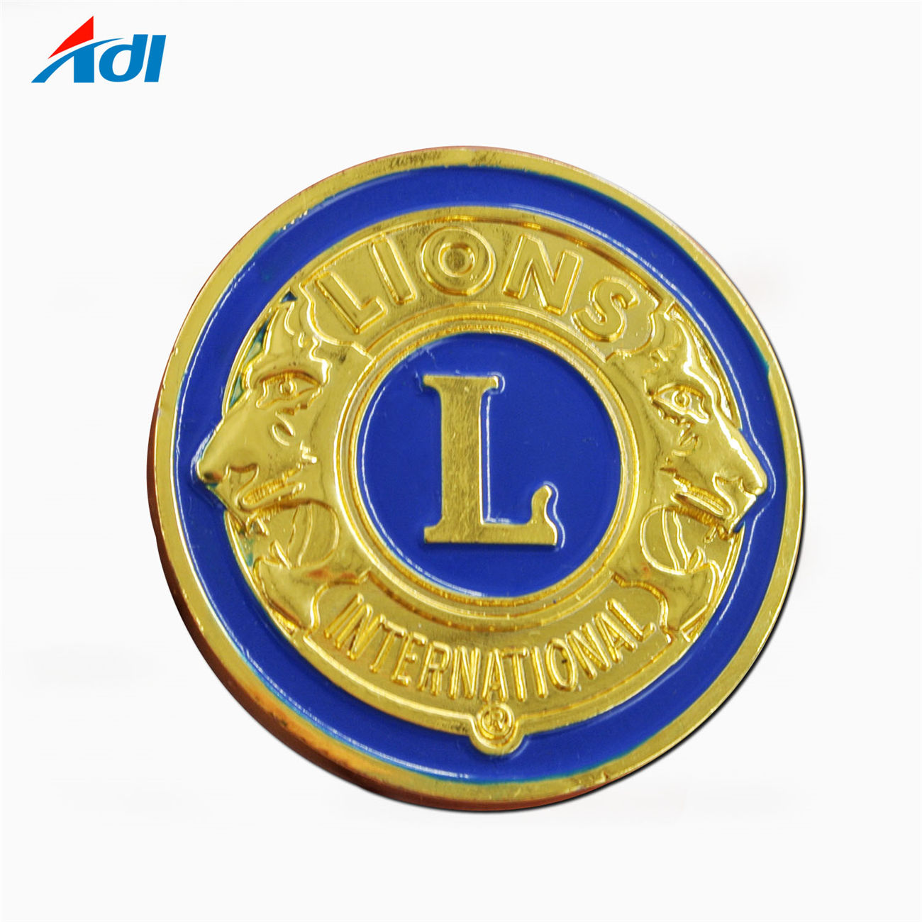 Hot selling souvenir gift antique gold plated coins