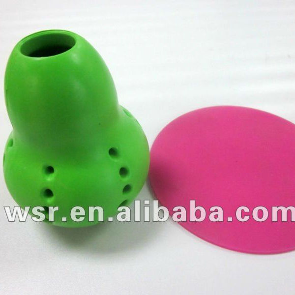 branded tailor made food grade molded silicone baby kids toy