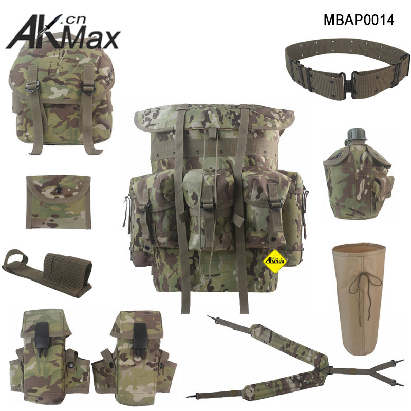 GI Type Sac À Dos Militaire Multicam Couleur Alice Pack