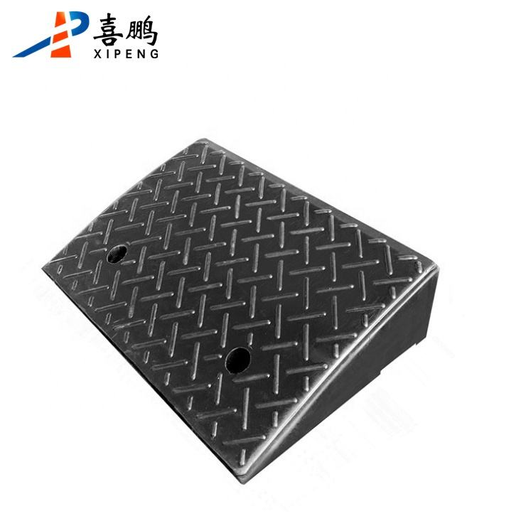 Outdoor [ Ramp ] Rubber Ramp Easy Installation Black Flexible Street Rubber Vehicle Kerb Ramp