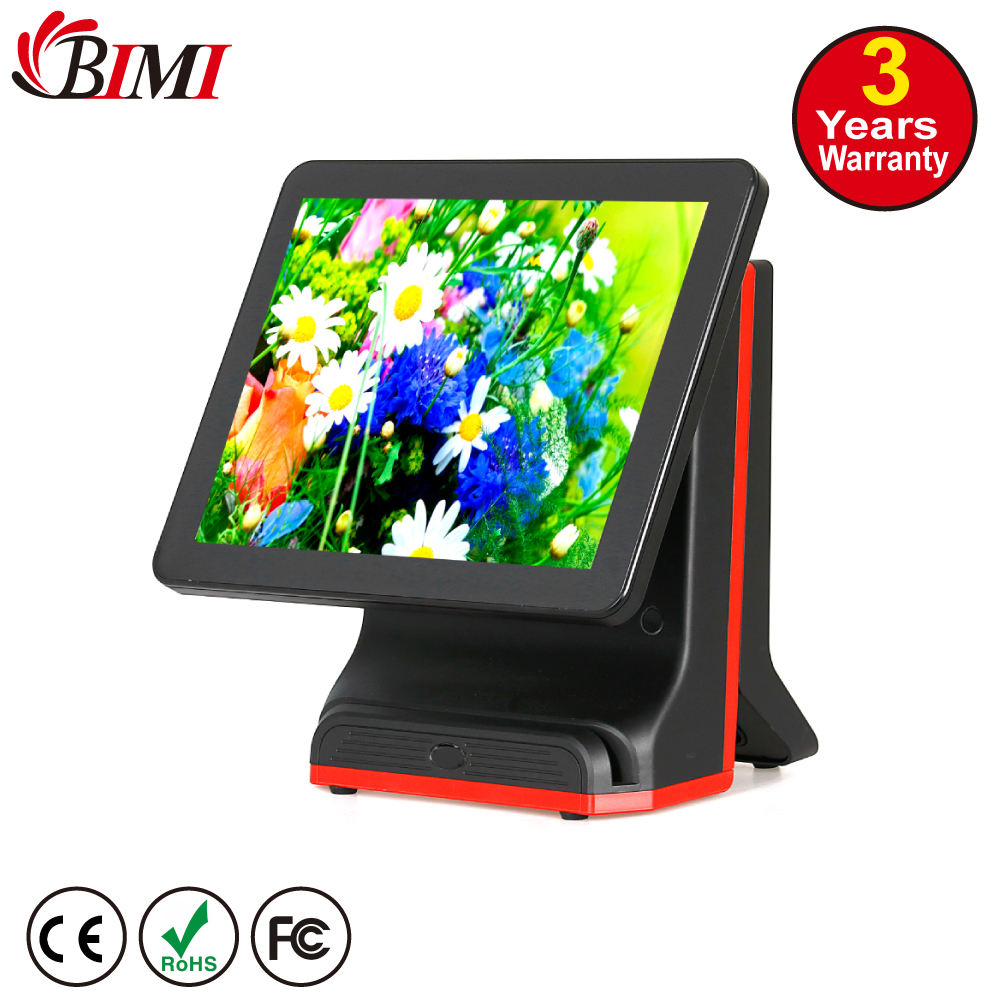 Bimi 굿 quality POS terminal/Cash register All in One touch screen
