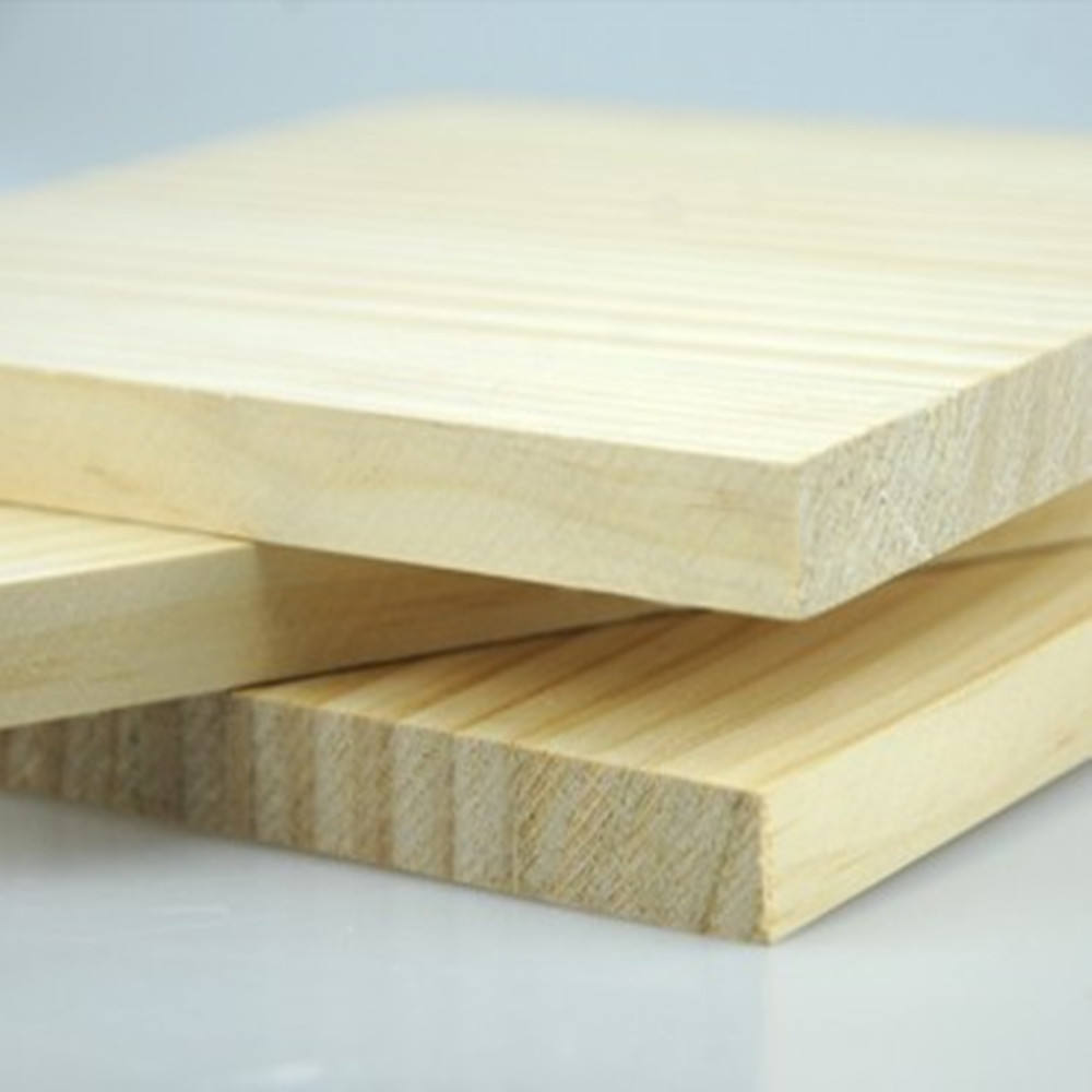 Chile pine / Newzealand Pine Finger Joint Board For Desk