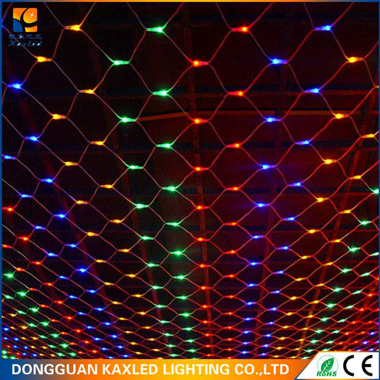 twinkle fairy lighting waterproof Christmas holiday wedding Light led net light