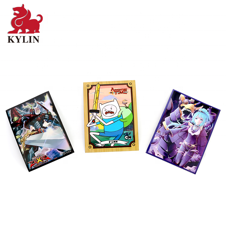 Hot sale Sleeves Pokemon TCG prevents bent corners game card protectors