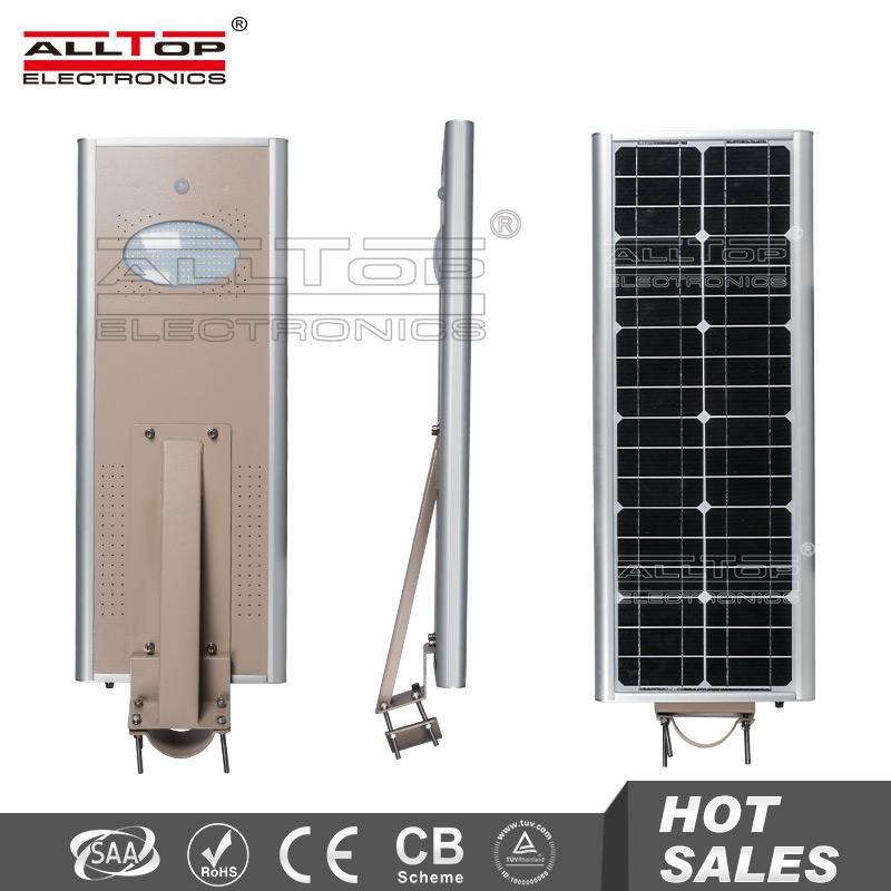 20 Вт супер яркий хорошая цена открытый IP65 солнечный свет уличного освещения фотоэлемента