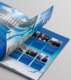 high end cheap price booklet printing magazine custom book catalog brochure leaflet flyer printing