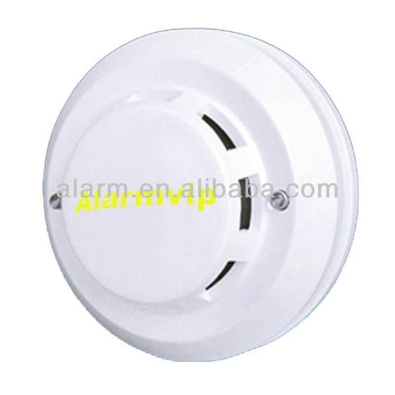 Дешевые EN14604 дым , чтобы детектор дыма пожарной сигнализации