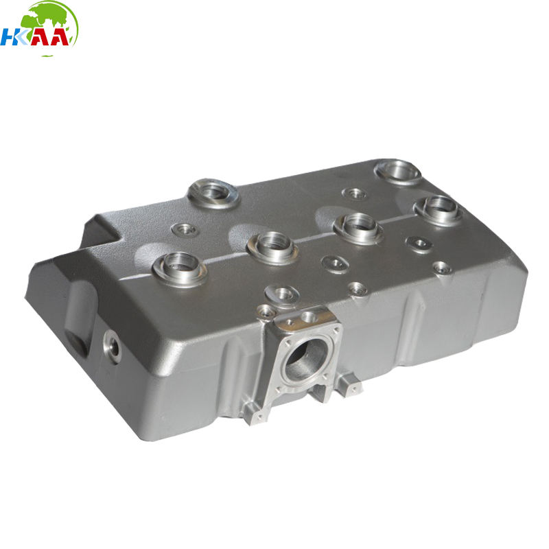 China aangepaste 5 as cnc gefreesd billet aluminium motor klep ISO TS16949 fabrikant
