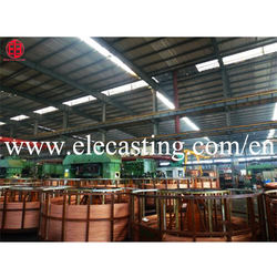 Air conditioning duct pipe continuous making plant copper tube production line