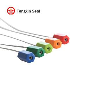 TX-CS201 seguridad hexagonal cable contados sello