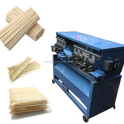 Bamboo Stick Making Machine Manufacturers Chopsticks Maker Machines Automatic Toothpick Production Line