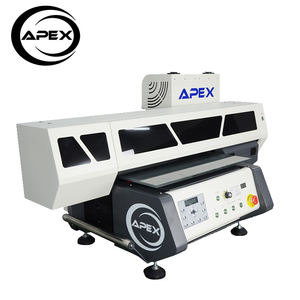 Apex uv imprimante à jet D'encre machine d'impression flexible UV4060 industrielle prix de la machine d'impression numérique
