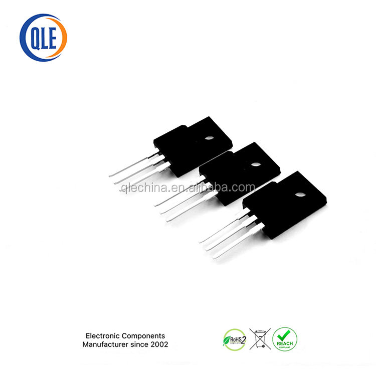 TO220F N-Channel 10A 600 V 10n60 mosfet POWER MOSFET