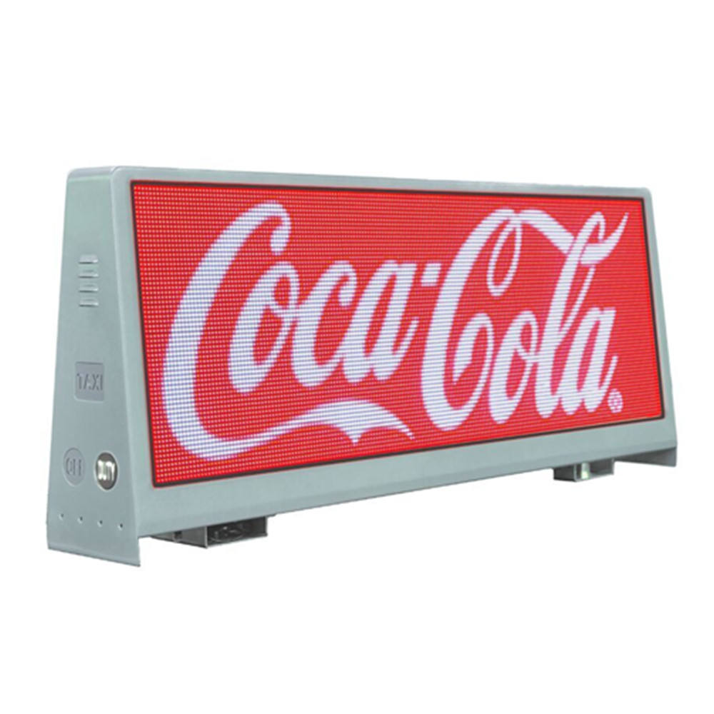 [Low Price] led screen display/ videos/taxi display screen Price