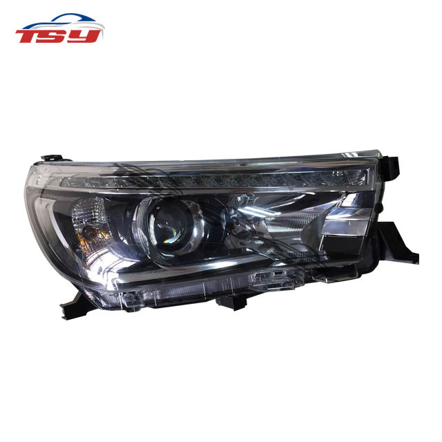 China supply headlights HID Head Lamp For Hilux Revo 2015