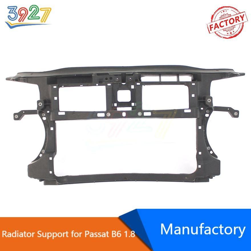 Radiator Support For 2012-2015 Volkswagen Passat Black Assembly