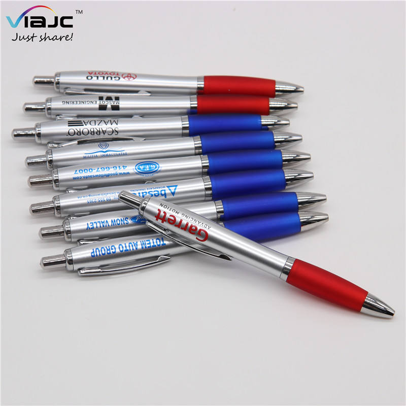 classic top selling ball pen fast delivery low MOQ print logo pen,red velvety touch branded pen ballpoint for promotion