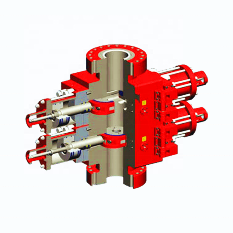 API 16A 표준 ram <span class=keywords><strong>BOP</strong></span> blowout preventer 유전