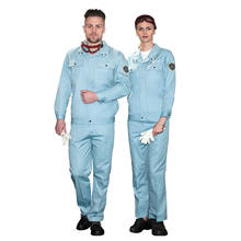 Good Price Safety Uniform Fabric Have A Test Report Tested And Special Craft Chemical Oil Industry Waterproof Work Clothes