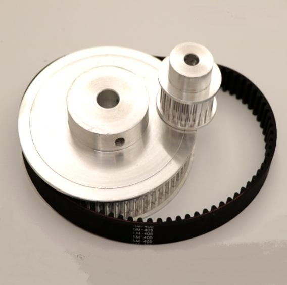20 60 teeth aluminium 5M HTD timing pulley with teeth for 15mm width S5M timing belt with best price