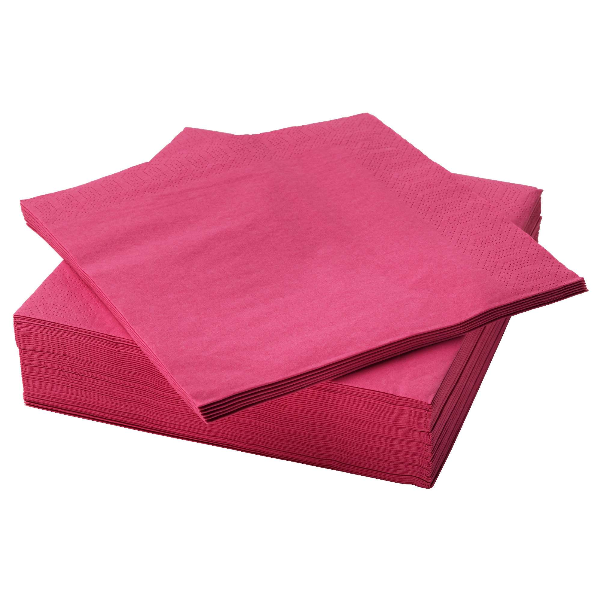 33*33cm Recycle Natural Color Paper Tissue Napkin Manufacturer With Custom Printing Logo