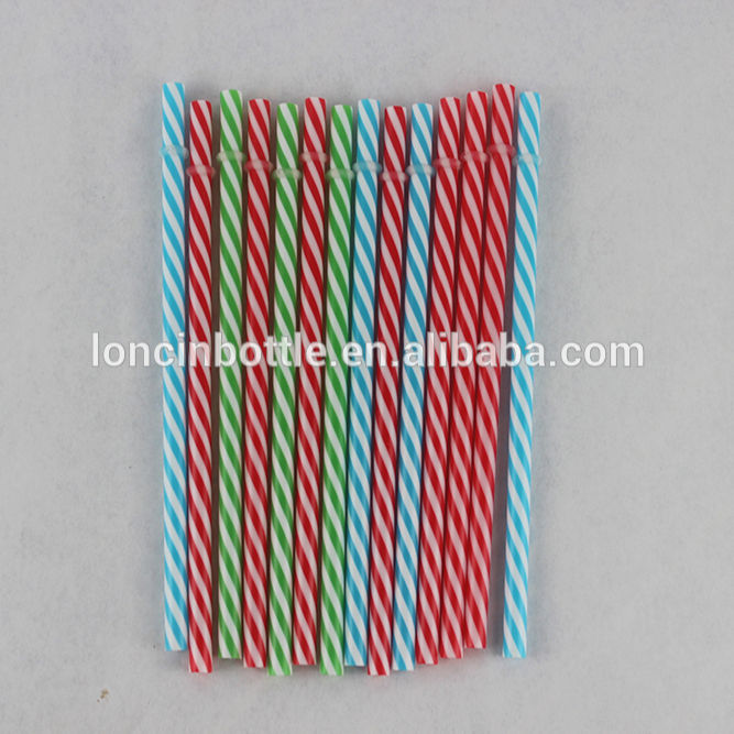 Made In China Plastic Reusable Straw For Hot Drink