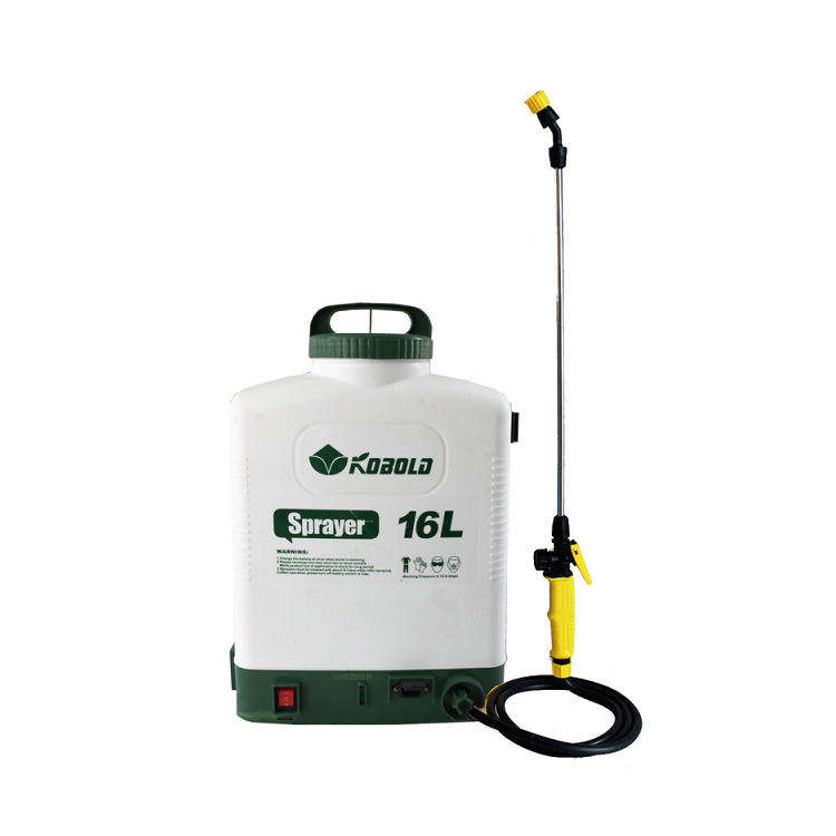 KB-16E-6 electric fertilizer knapsack sprayer