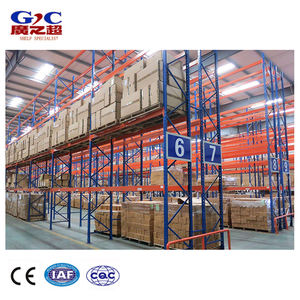 Adjustable Heavy Duty Warehouse Storage Stacking Pallet Racking System