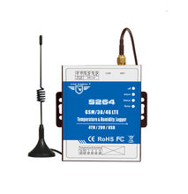 GSM 3G 4G Data Logger with Temperature and Humidity Alarm Controller S264