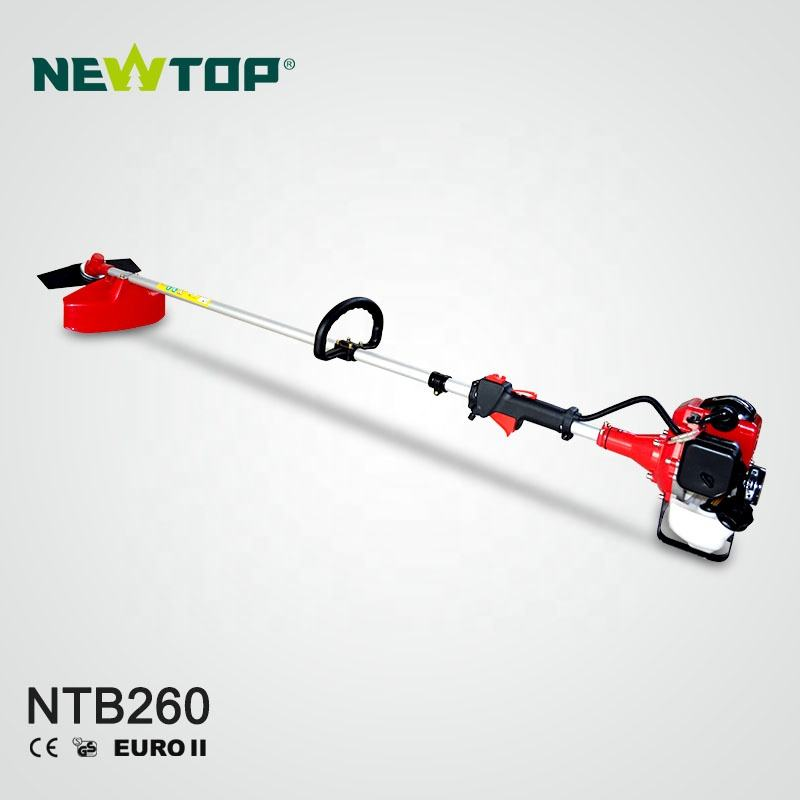 NTB260A hot products small brush cutter grass trimmer 26cc