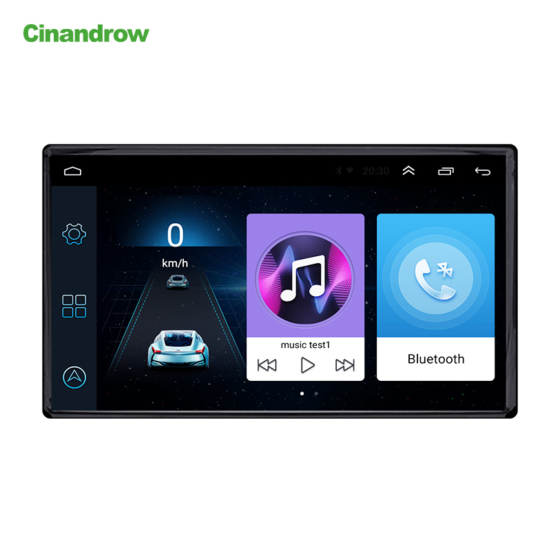 A buon mercato Android 8.1 Multimedia Audio Auto Radio GPS Custom Car Player con AM FM RDS Radio