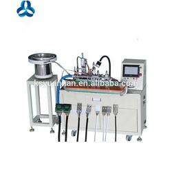 Automatic USB cable making machine, Micro & Iphone & Type-c usb wire soldering machine