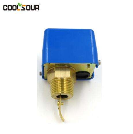 Coolsour Aliran Hidrolik Switch, Pendingin Fitting