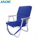 China designer hot selling folding portable high back beach chair,low seat deck beach chair wholesale in Yongkang