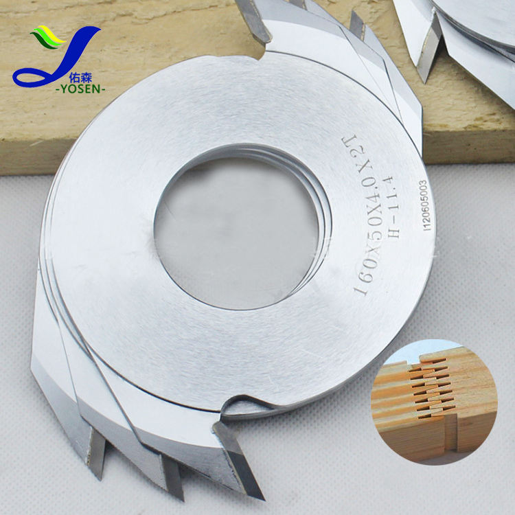 3.7*160-2 Most sold tungsten carbide tipped woodworking wing cutters for finger joint laminated board