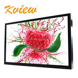bulk quantity 50inch HD resolution 19080*1020 CCTV monitor Industry grade display security LCD monitor