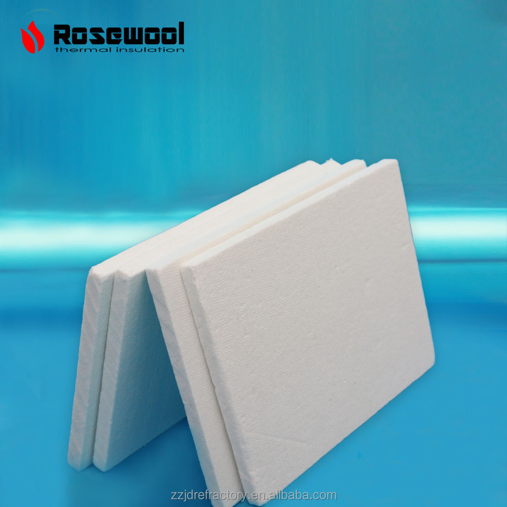 Rosewool Kaowool thermal insulation refractory ceramic fibre board