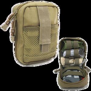 Hot Sale Waterproof Nylon Military First Aid Kit IFAK