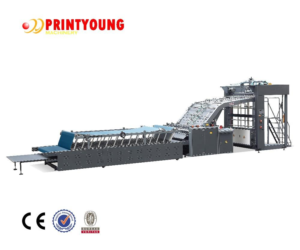 YB-D Series Automatic & Manual flute Laminating Machine