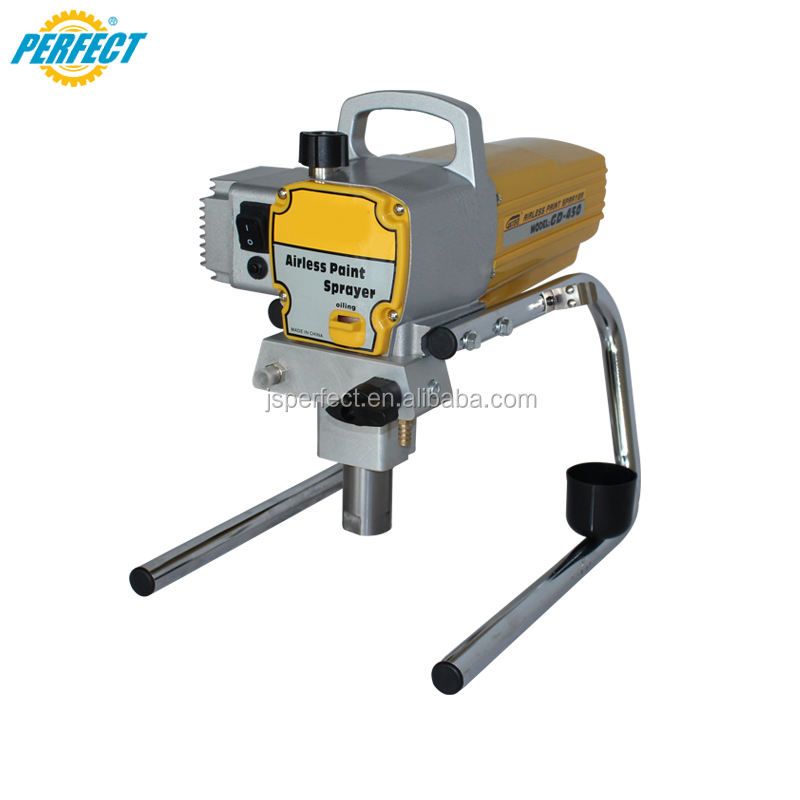 Most selling popular electric piston airless paint sprayer pump