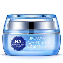 OEM Bioaqua Hyaluronic Acid Moisture Replenishment moisturizing facial cream