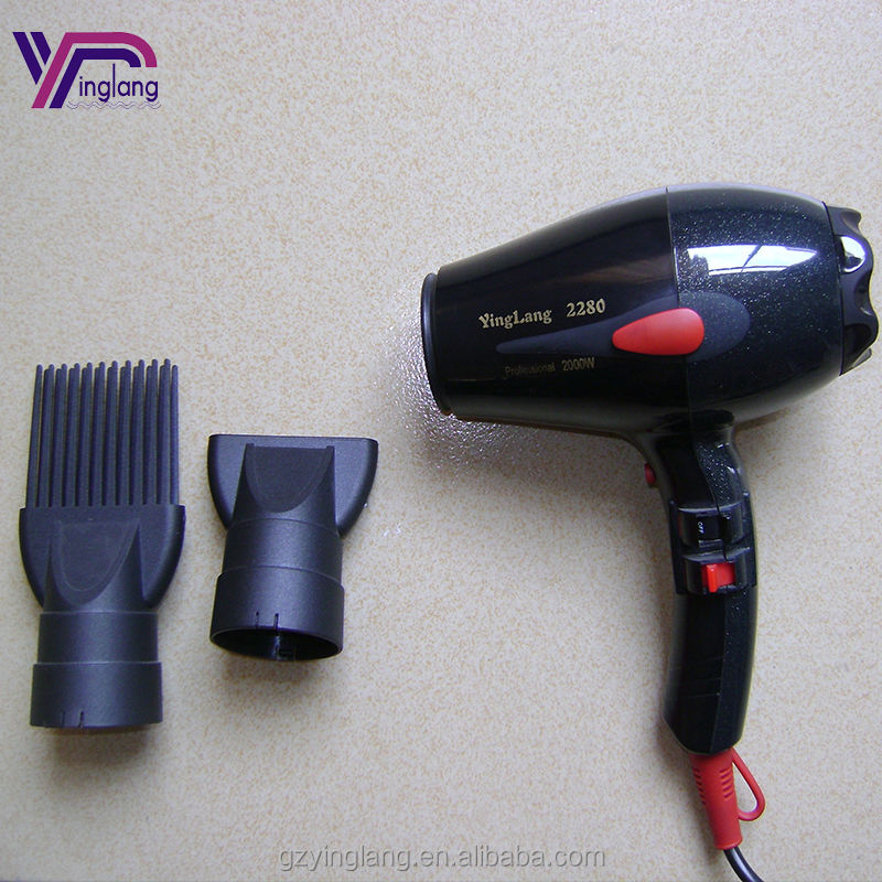 Luxury Stylist Tool Ionic Powerful Imported Pro Hair Dryer