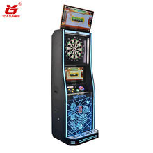 Funny dart game machine indoor popular arcade dart game machine
