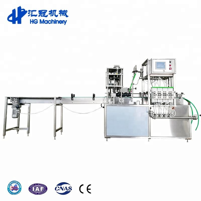 gas carbonated beverage can filling machine cheap price automatic beverage filling machine