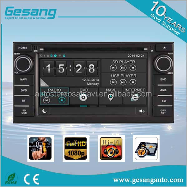 Wince 6,0 autoradio 2 din android dvd-player auto/Universal 2 din 6,2 zoll auto-dvd-spieler/2 din auto pc