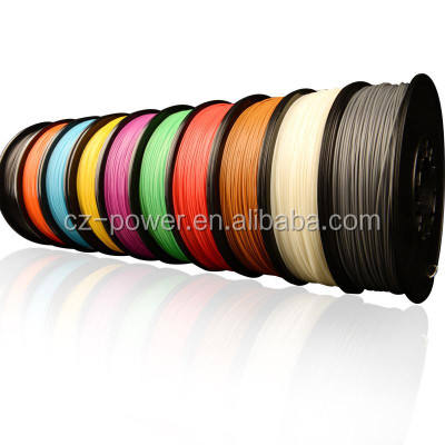 22/20/10 kleur/roll 3D Printer Pen Filament ABS/PLA 1.75mm Plastic Rubber Verbruiksartikelen materiaal